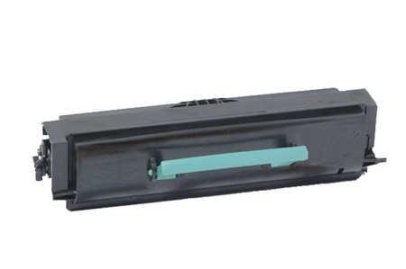 Peach  Tonermodul schwarz kompatibel zu Lexmark E 332 N