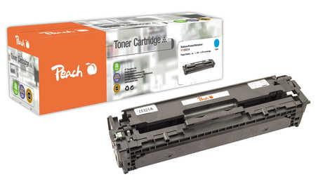 Peach  Tonermodul cyan kompatibel zu HP Color LaserJet Pro CM 1400 Series