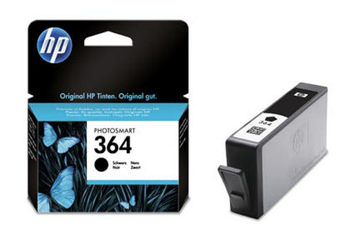 Original  Tintenpatrone schwarz, HP PhotoSmart Premium Fax C 309 a