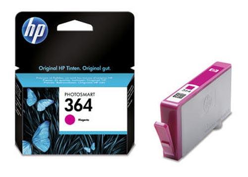 Original  Tintenpatrone magenta, HP PhotoSmart Premium Fax C 309 a