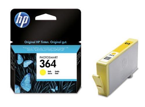 Original  Tintenpatrone gelb, HP PhotoSmart Premium Fax C 309 a