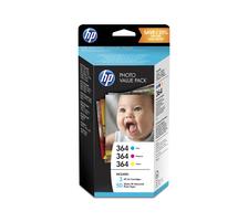 Original  Photopack Tinte color, HP PhotoSmart Premium Fax C 309 a