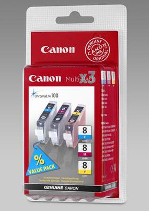 Original  Multipack Tinte color, Canon Pixma Pro 9000 Mark II