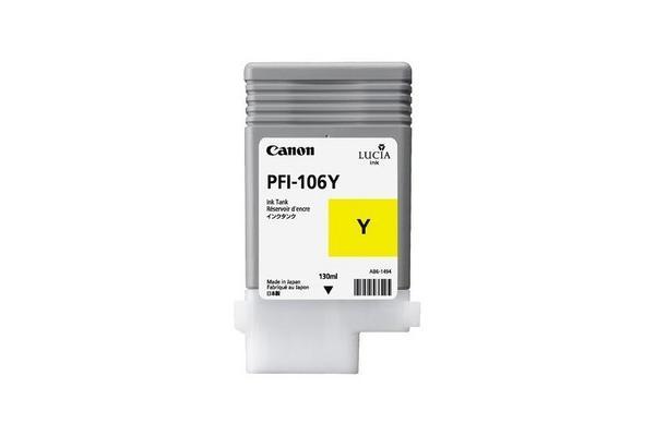 Original  Tintenpatrone gelb Canon imagePROGRAF IPF 6350
