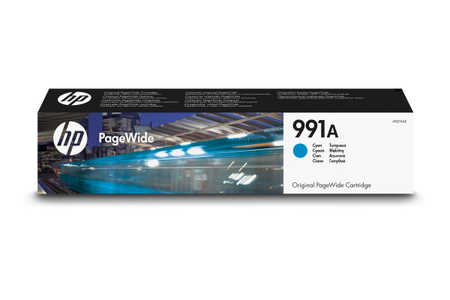 Original  Tonerpatrone cyan HP PageWide Pro P 750 d