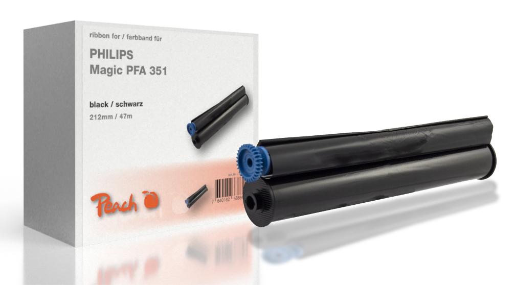 Peach Philips Magic 5, bk, TT roll Philips Magic 5 Voice Dect DUO
