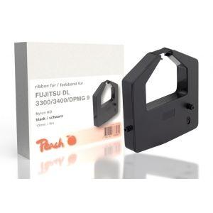 Peach Fujitsu DL 3300/3400/DPMG 9, bk, 13mm/9m, Ribbon