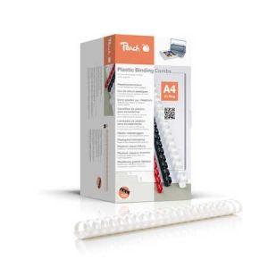 Peach  Binderücken 44mm, für 440 Blatt A4, weiss, 50 Stück, PB444-01
