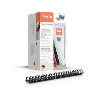 Peach  Binderücken 44mm, für 440 Blatt A4, schwarz, 50 Stück, PB444-02