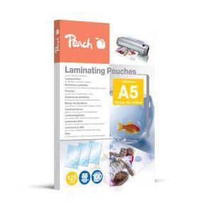Peach  Laminierfolien A5, 125 mic, glänzend, PP525-03, 100 Stk.