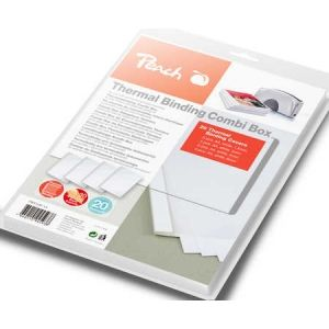 Peach  Thermo Foto Album Combi Box, A4, PBT100-15